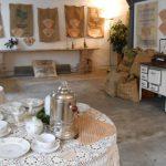 Blick in die Kaffee-Ausstellung